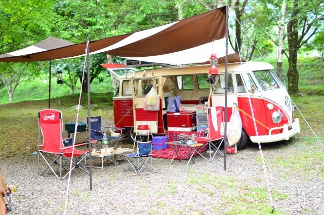 キャンプインフェスを便利に快適に過ごす持ち物とは?
