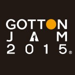 夏フェス「GOTTON JAM 2015」ロゴ