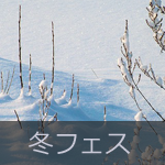 冬フェス一覧イメージ画像