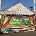 """earth garden """"冬""""の模様"""